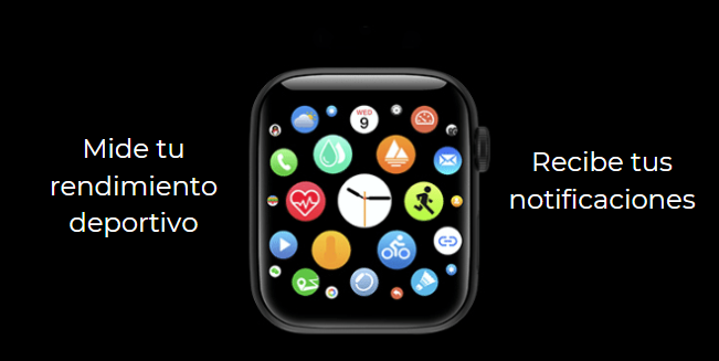 Apple Watch Series 5 negro pro