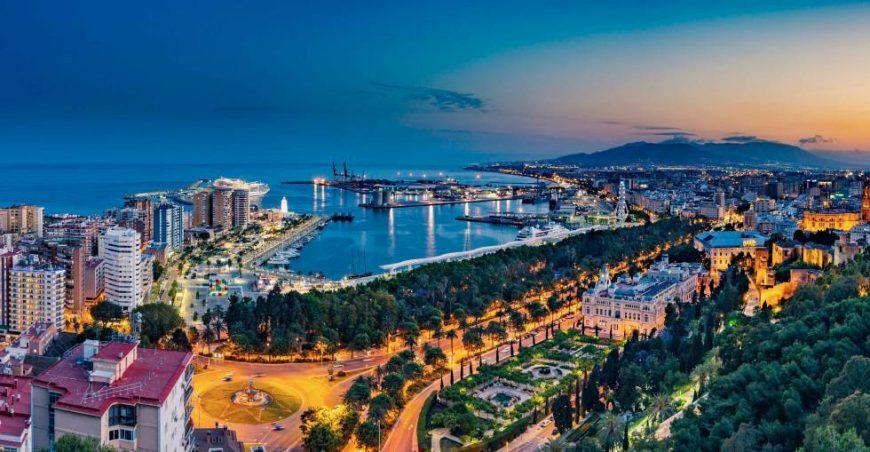 campañero de psiso en Málaga