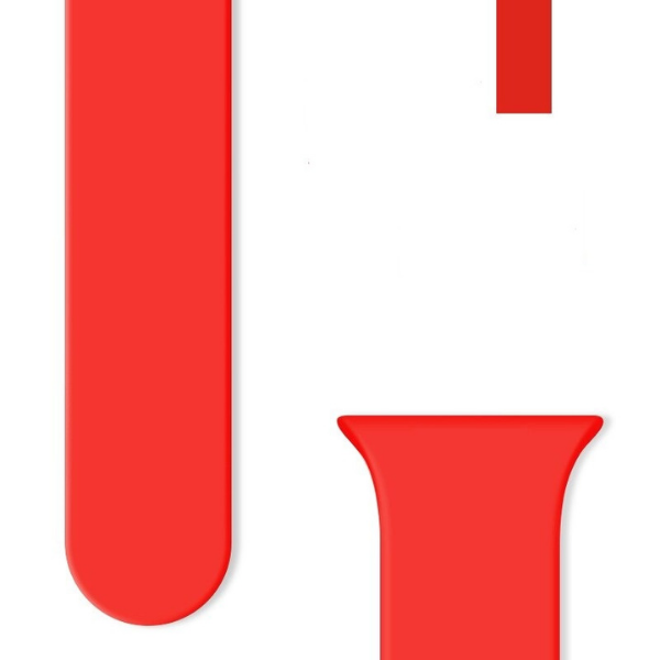 correa smartwatch roja